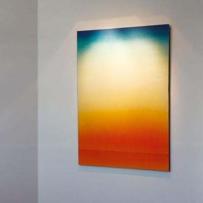 Mākslai vajag gaismu.