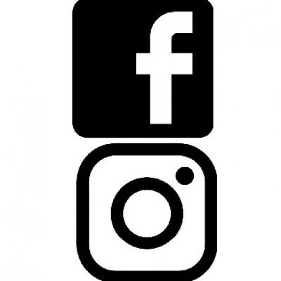 Seko mums Facebook un Instagram